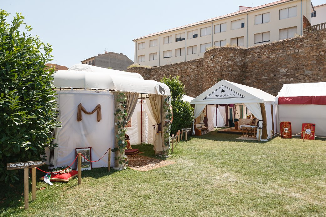 Campamento Romano