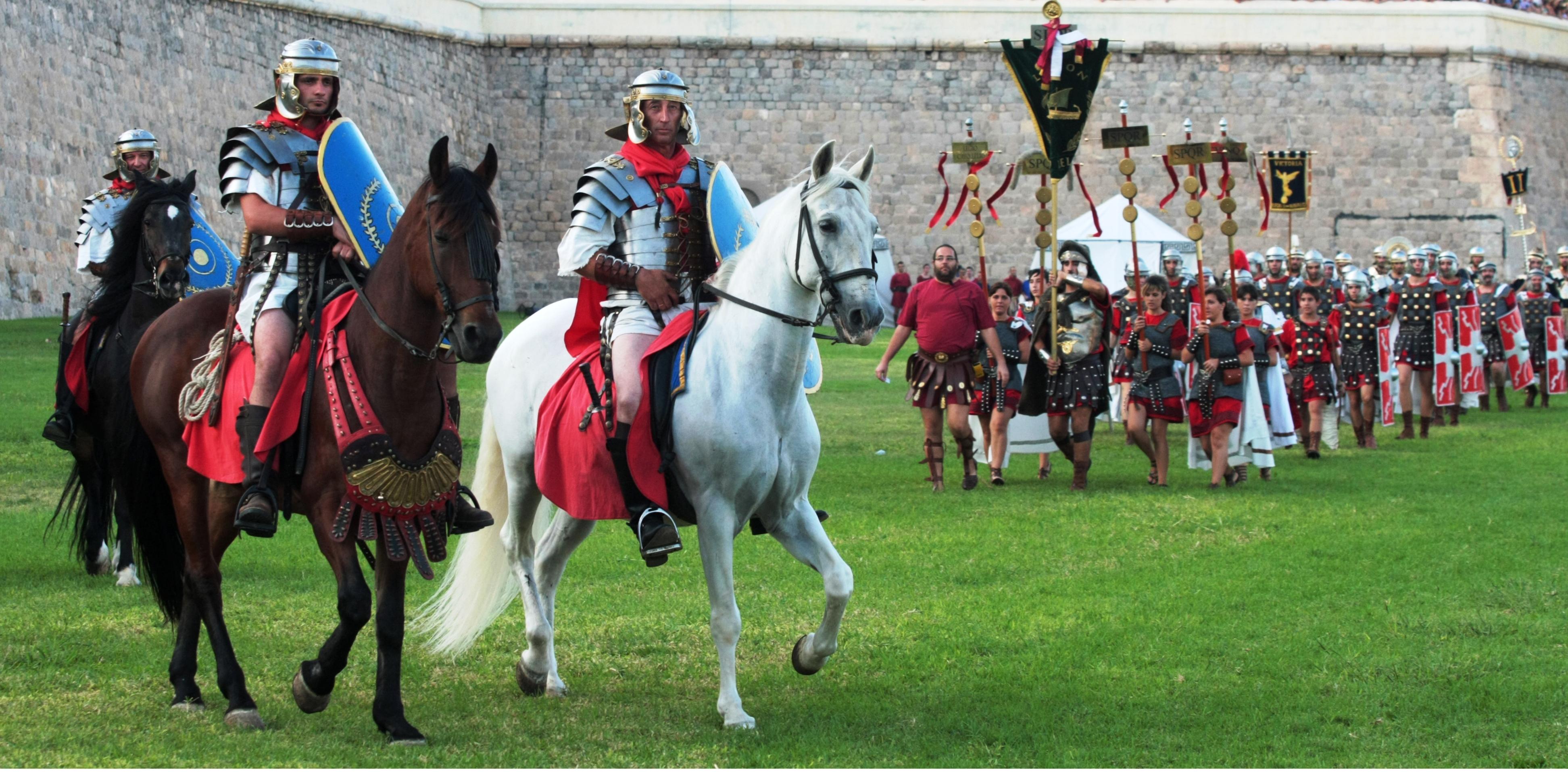 Batalla Romanos